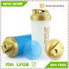 Multifunktionsprotein-Schüttel-Apparatflasche des puder-1L