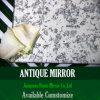 Espelho decorativo da antiguidade do espelho do estilo moderno