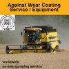 부식과 착용 코팅 가공 살포 기계/살포 서비스 수선 표면화에 대하여 농업 장비 Havester 잎