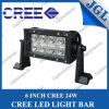 Nieuwe Arrival 6  CREE 3W*8PCS LED Light Bar (jg-ULB24)