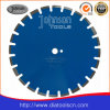 lame de diamant de 400mm : La circulaire scie la lame pour le béton armé