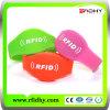 Alta qualità Beautiful variopinto RFID Wristband per Event