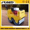 Rodillo de camino barato de la vibración del asfalto del tambor del doble del precio (FYL-S600)