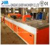 Perfiles plásticos de madera de PE/PVC WPC que hacen la máquina