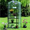 4개의 층 플라스틱 정원 온실