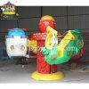 Carrousel de parc à thème d'amusement petit à vendre (DJ8790)