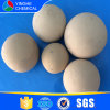 Esfera cerâmica média da alumina de 68% para mmoer
