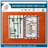 Transparente PVC-Karten kundenspezifisch anfertigen
