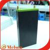 Bateria de armazenamento do polímero 12V 24V 36V 48V 72V 144V do íon do lítio LiFePO4