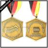De zwemmende Toekenning van de Medaille van het Metaal van de Atletiek voor Herinnering (byh-10177)
