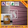 Le plafond de Gysum stratifié par vinyle de bonne qualité embarque la colle adhésive