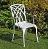 옥외 가구, 정원 가구, 정원 의자, 알루미늄 식사 의자