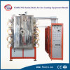Máquina de la vacuometalización de la metalización PVD de la botella de cristal del perfume