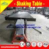 Niedrige Kosten-kleines komplettes alluviales Zinn-Bergwerksmaschine, Schwerkraft-Konzentrat-Tisch-Bergwerksausrüstung für alluviale Zinn-Trennung