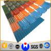 De kleurrijke Kleur Met een laag bedekte Bladen van het Dakwerk