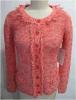 89% Acryl 11% Nylon Sweater für Ladys Hot Sale