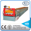 Pain de plate-forme de plancher d'aluminium de Xdl 720 formant le panel d'acier de Decking de fabricant/plancher de la Chine de machine
