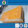 Melamin-Farben formten HDF Tür-Haut für Innentür