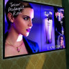 Косметики индикации СИД магазина косметик рекламируя коробку косметик знака светлую
