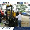 Plate-forme de forage rotatoire montée par chenille de puits d'eau de forage de Xy-200c