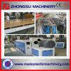 높은 Efficency PVC WPC 건축 템플렛 생산 라인