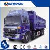 375~420HP 25 tonnes de Camc de camion à benne basculante
