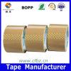Cinta adhesiva de acrílico del color de piel del embalaje de lacre del fabricante BOPP de China