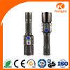 Beständige LED lange Reichweiten-nachladbare Fackel des hellen Schlag-