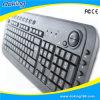Hotselling клавиатура связанная проволокой USB мультимедиа компьютера наиболее поздно миниая тонкая от CO. технологии Meizhou Doking электронного, Ltd.