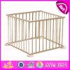 2015년 접히는 Wooden Safety Playpen, Wooden Baby Furniture Baby Playpen Wooden, Baby W08h008를 위한 Hot Selling Wooden Square Playpen