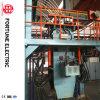 Machine van het Ononderbroken Afgietsel van de Industrieën van de Draad van het koper de Verticale Stijgende