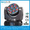 la cabeza móvil DJ de 36PCS RGBW LED efectúa la iluminación