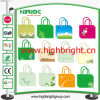 Saleの中国Factory Supermarket Shopping Bag Design