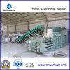 300kn appuyant la presse fermée de porte de force pour la réutilisation de plastique (HM-1)