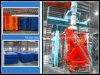 Plastikladeplatten-Strangpresßling-Blasformen-Maschine
