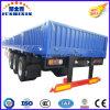 2016 chaud vendant 40-70 tonnes de mur latéral/remorque de service panneau latéral/de camion lourd cargaison intense de frontière de sécurité