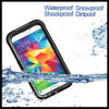 Samsung Galaxy S3 S4 S5のための共通のWaterproof Case