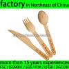 Cutlery en bois avec Logo Hot Stamped