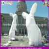 Heiße Ereignis-Feiertags-Dekoration-aufblasbare Maskottchen-Kaninchen-Karikatur