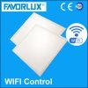 luz del panel del control LED de 620*620 40W WiFi para el anuncio publicitario