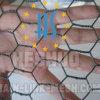 Шестиугольная сетка мелкоячеистой сетки