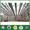 Galvanized diseñado Steel Frame y Sandwich Panel Insulated Warehouse
