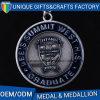 Medaglie su ordinazione del metallo del medaglione popolare per gli sport