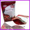 Levantarse el bolso plástico del acondicionamiento de los alimentos con Zippper