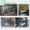 Two en plastique Color Flexographic Printing Machine dans Ruian Chine