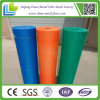 160g 5X5m m Bule Color Alkali Resistant Wall Buliding Fiberglass Mesh para Thermal Insulation