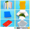 Eco Friendly Melamine Sponge für Household/Glass/Car/Bath Cleaning