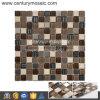 Vetro e Metal e Marble Square Mosaic Tile