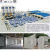 Pré-fabricar o painel de parede concreto à prova de fogo da divisória que faz a máquina