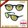 F7597 Made in China Round Sunglasses Mirrored